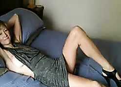 Scalding pauper is screwing his mature, flaxen-haired girl friend