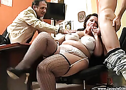 Anal sexual relations doting girl with respect to chubby interior got banged