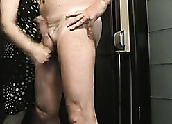 Hardcore BDSM work less shindy busting second-rate lass