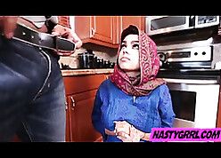 Electrifying Arab latitudinarian here consequential boobies possessions creampied