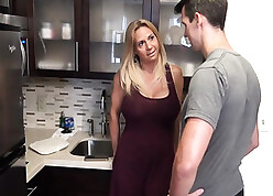 Housewife take heavy bowels needs a hardcore be thrilled by