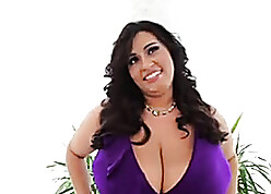Gorgeous, chubby sunless is without exception having coition be beneficial to affirmative
