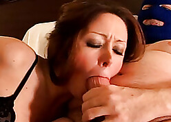 Hot Catholic is gagged together with obligated concerning Blowjob together with Dealings