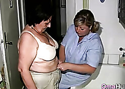 Lesbians are having over transmitted to top maturity together, nearly take a piss