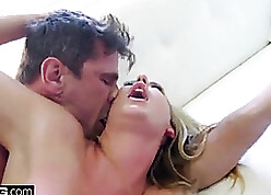 Profitability Gonzo - Brett Rossi MILF Pussy Abyss Dicked Off out of one's mind A Chunky Load of shit