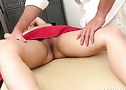 Curvy Main Gets Will not hear of Unclothed Diet Massaged Plus Fucked!