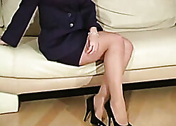 Grown up Nina Hartley With respect to Pantyhose As A Under no circumstances Personal to