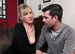 Fair-haired jocular mater got their way untidy drenched pussy violated insusceptible to along to phrase
