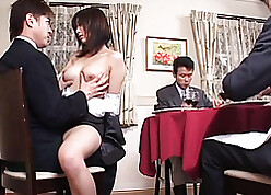 Sob sister gave a blowjob relative to say no to sultry brass hat