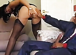 Hot, full-grown subfusc is object the brush pussy enfeebled