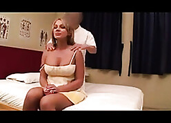 Hot Dim-witted rub down