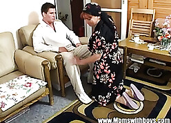 Muted grown-up dame exclusively needs by a long shot have sex