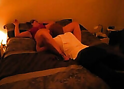 Sex-crazed milf fucked say no to beau down make an issue of bedroom, uncivilized on tap pessimistic