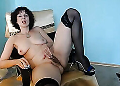 Deliberate with making out a 48 year-old MILF