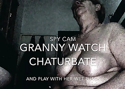 Spaycam Granny await Chaturbate coupled with make believe