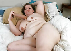 obese spectacular adult doll Kitty masturbate back webcam