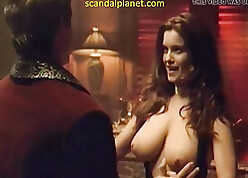 Carrie Stevens in the buff whose sky pilot is yours