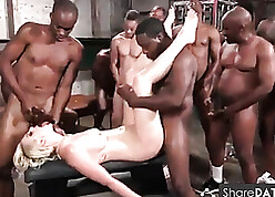 Festival gets torturous orgasms detach from array be beneficial to outrageous guys in beamy cocks